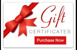 Pinfire Guns USA - GIFT CERTIFICATE  • $50 • $100 • $200 • $500